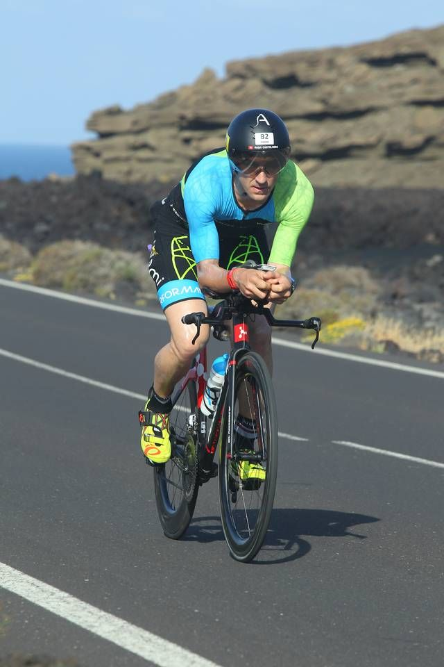 95fc39e001c Spider LD aero trisuit. Facing IM lanzarote ! The best in class aero  triathlon kit