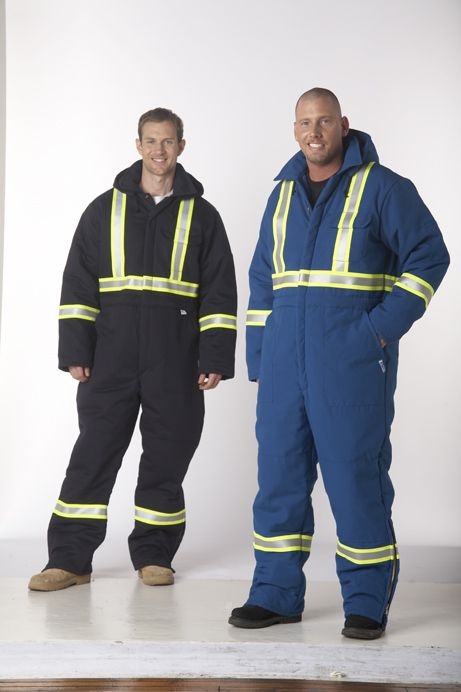 Indura ultra-Soft FR Quilt Lined Worksuit (Coverall) : Lightweight comfort in a flame-resistant fabric featuring 100% FR treated cotton lining with a breathable vapour barrier  Shell: 88% Cotton (FR Treated), 12 Nylon - 9oz Water repellant  Lining: 100% Cotton (FR Treated), 10oz lining quilted to 100% FR Modacrylic with Breathable Vapour Barrier