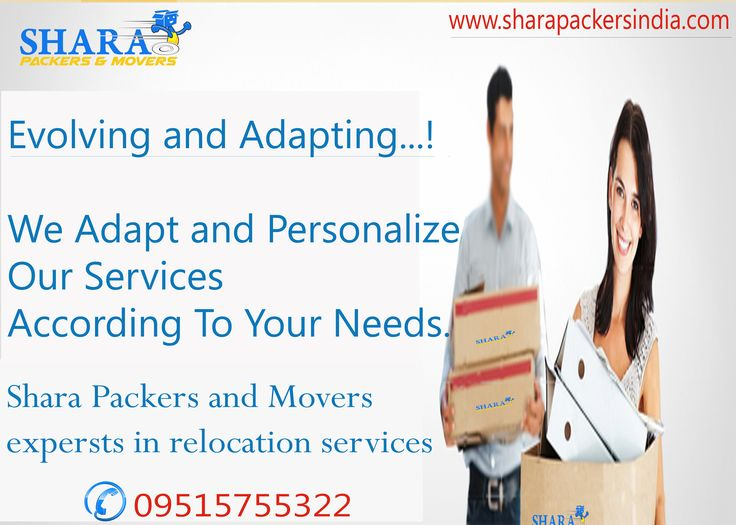 Here, We Shara Packers & Movers ‪#‎Adapt‬ and ‪#‎Personalize‬ Relocation service according to Customer ‪#‎needs‬ & ‪#‎planning‬. from ‪#‎packing‬ to ‪#‎moving‬ & loading to unloading. ‪#‎HaPpyShifting‬ www.sharapackersindia.com Call Us : 09515755322, 09515755377