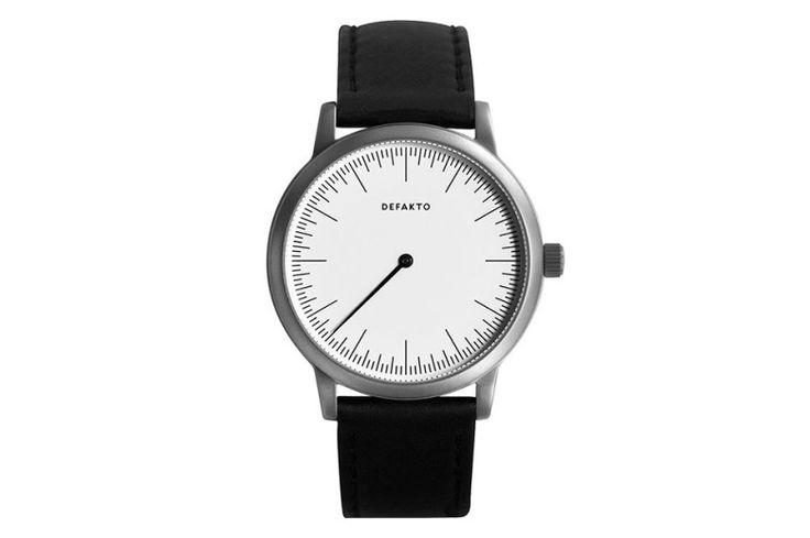 單指針設計腕表 Defakto Watches