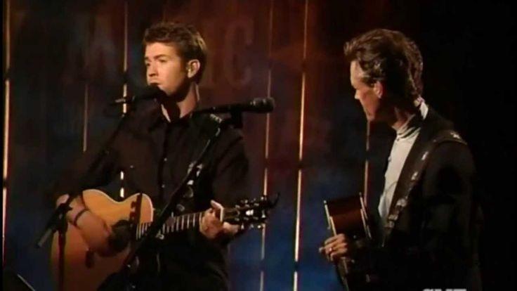"Randy Travis &  Josh Turner - ""On The Other Hand"""