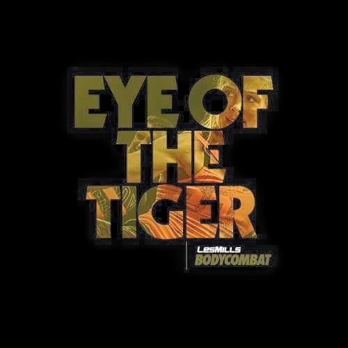 les mills bodycombat u2122  u0026quot eye of the tiger u0026quot