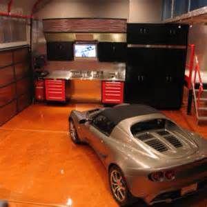 Worlds Most Beautiful Garages