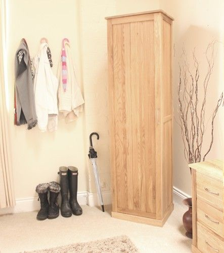 This Mobel Oak Tall Shoe Cupboard Is A Part Of Mobel And A Great Shoe Cupboard