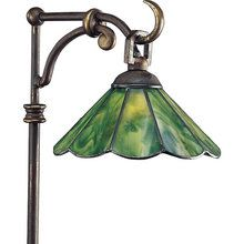 Tiffany Stained Glass path light.