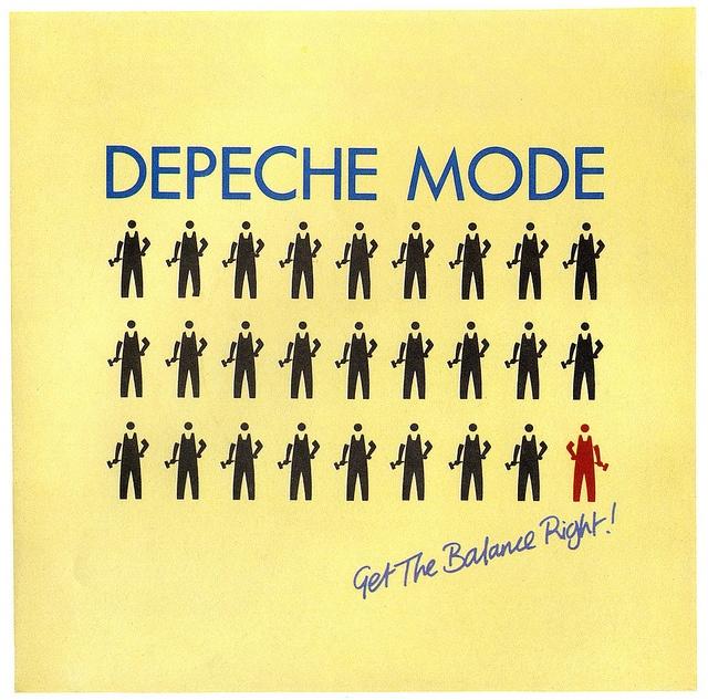 Get The Balance Right!, Depeche Mode
