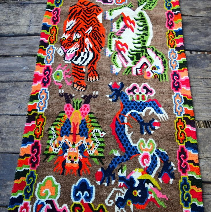 10 Best Our Traditional TIBETAN RUGS. Images On Pinterest