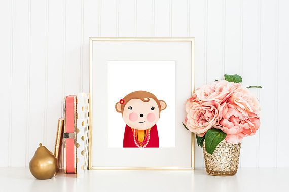 Check out this item in my Etsy shop https://www.etsy.com/au/listing/541154767/monkey-animal-buddies-printable