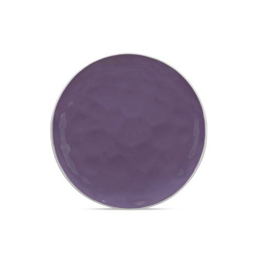 #Maxwell & Williams Krinkle Dinner Plate, 11-Inch, Purple $7.99