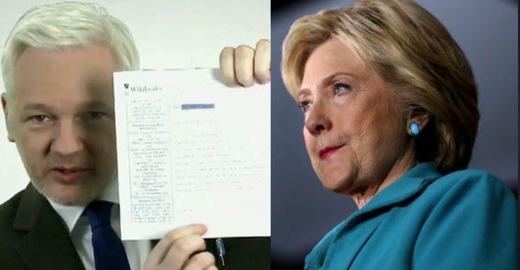 Julian Assange Just BROKE The Internet By Releasing BOMBSHELL Debate News