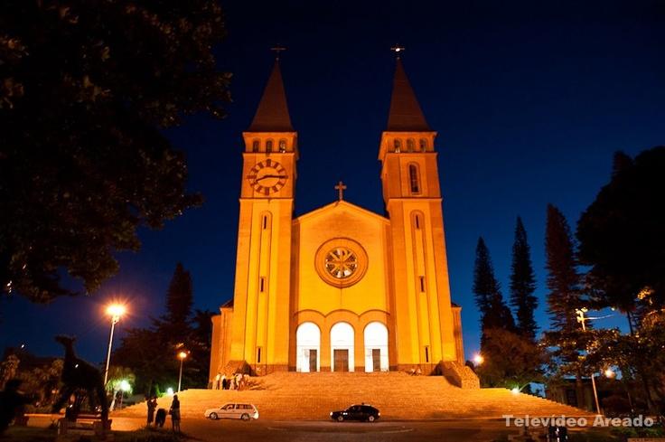 Catedral de Guaxupé, Minas Gerais.
