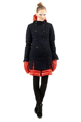 Многослойность в одежде down jacket, layering clothing