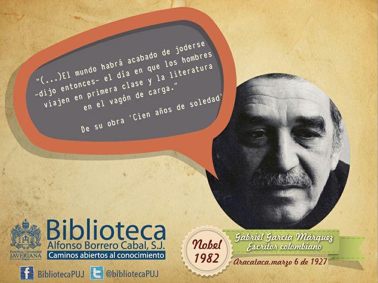 Gabo: Inmortal.