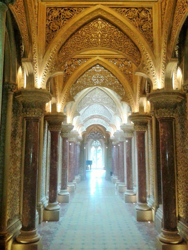 Parque e Palácio de Monserrate - Sintra - Agosto 2015