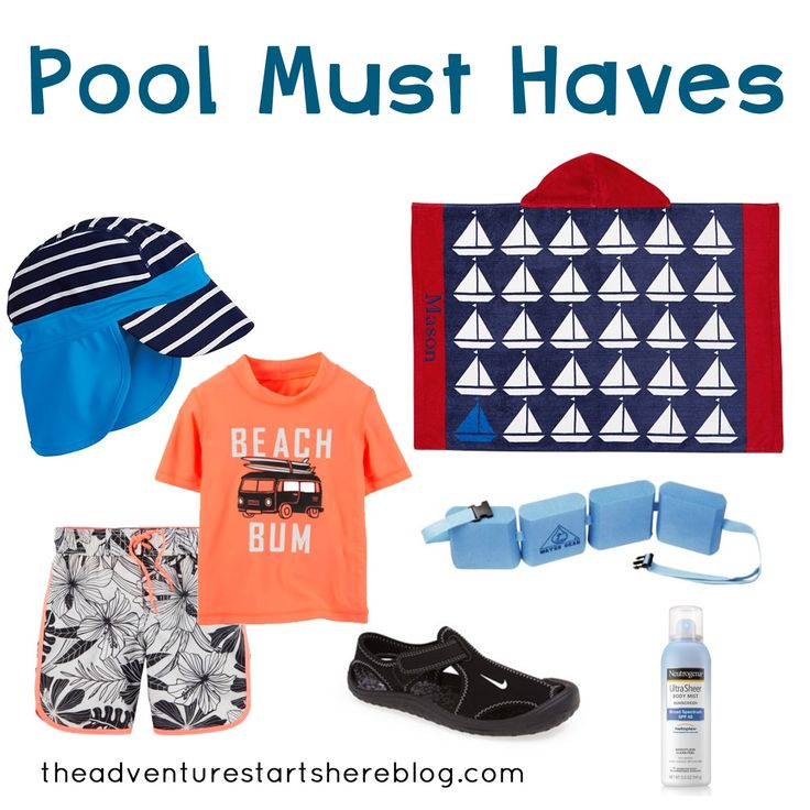 What To Bring The Pool
