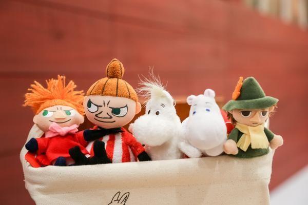 Moomin Dolls