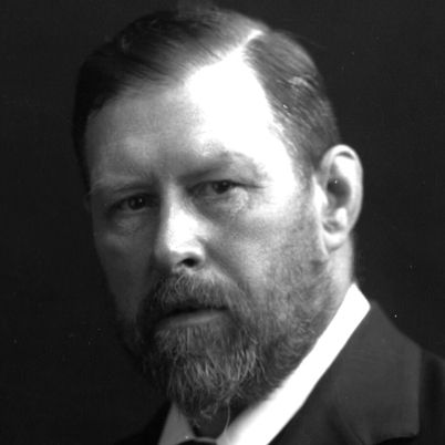 Bram Stoker.  Today is the 100th anniversary of Bram Stoker's death. Is he resting peacefully, or has he been roving the night these long years?
