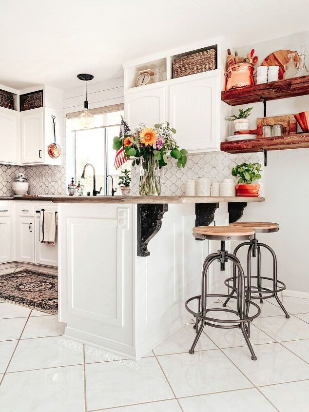 How to Extend Kitchen Cabinets to the Ceiling in 2020 ...