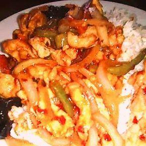 Egy finom Kínai zöldséges csirke tojásos rizzsel ebédre vagy vacsorára? Kínai zöldséges csirke tojásos rizzsel Receptek a Mindmegette.hu Recept gyűjteményében!