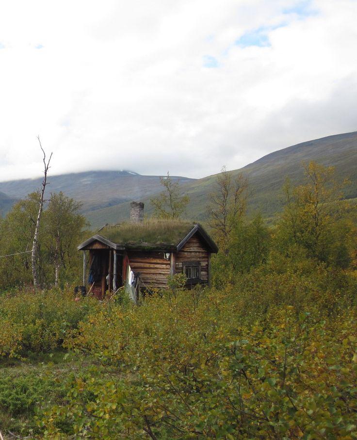 Lisa's Cabin at near Kebnekaise, Sweden. Shared by Friedolin Turowski.