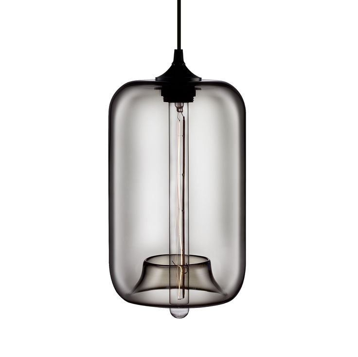 niche pod modern pendants kitchen island lighting. Niche Modern Pod Pendant Gray Pendants Kitchen Island Lighting E