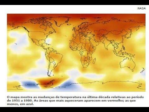 Aquecimento Global - O Paneta Terra Pede Socorro