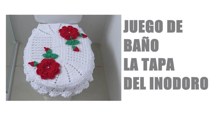 Juegos De Baño Tejidos A Crochet Paso A Paso: about tejidos on Pinterest