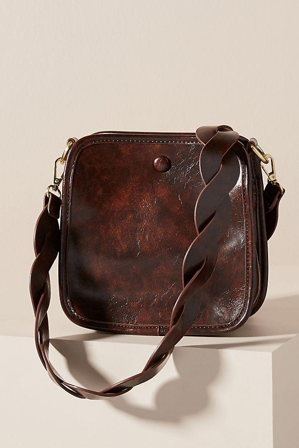 Bette Vegan Leather Crossbody Bag Leather Crossbody Bag Crossbody Bag Faux Leather Bag