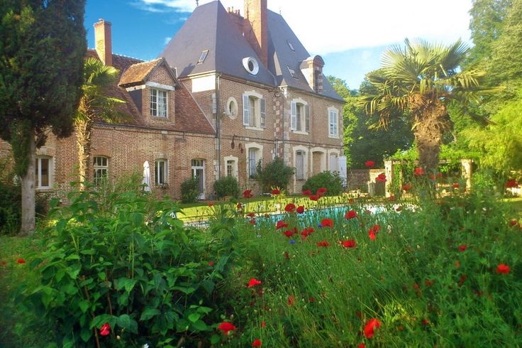 Take a step back into French history as you enter the 17th century Chateau Le Brun - Originally a hunting lodge owned by Chancellor Seguier, Minister of Finances under Louis XIII and Louis XIV.