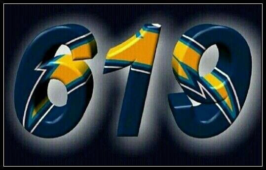 San Diego Chargers 619 San Diego Chargers Pinterest