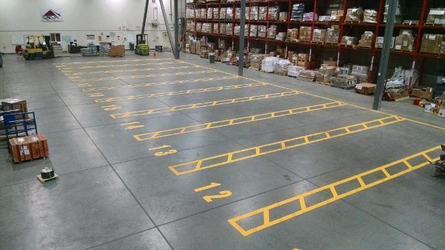 Pro Line Pavement Markings Inc.
