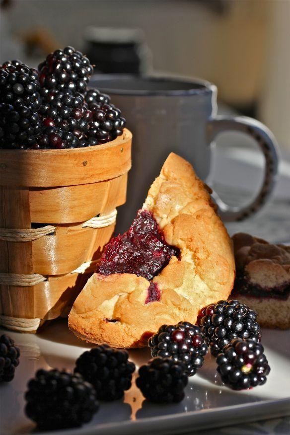 Blackberry Sweet Dough Pie Recipe, Lafayette, Louisiana