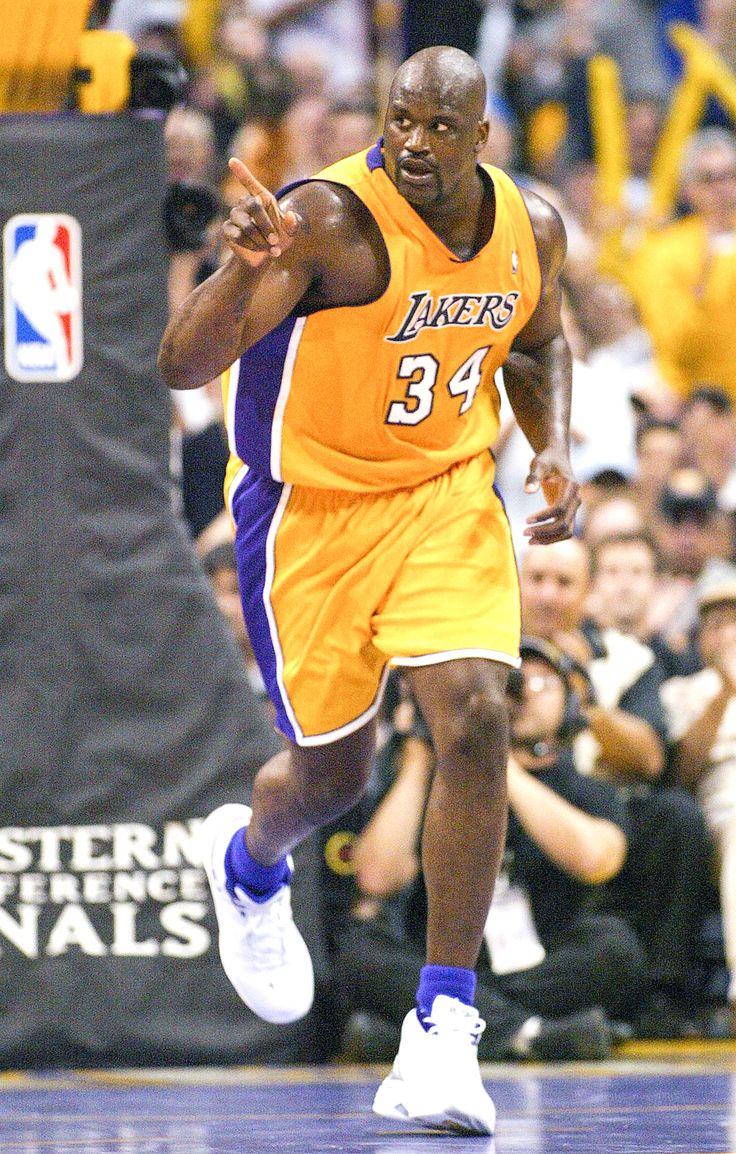 Shaquille O'Neal : All-time Los Angeles Lakers