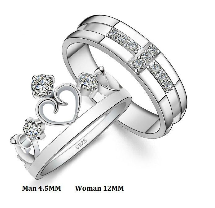 promise ring for him and her - Google Search