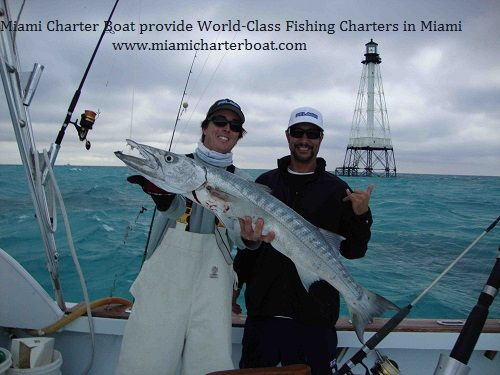 Miami Charter Boat Fishing with friends at sunset is a perfect way to spend an evening. For more detail visit our website: http://www.miamicharterboat.com/cruising/cruising_charter_fleet.htm #Miami fishing charters, #Miami fishing charter boat, #Miami deep sea fishing charter, 3Miami offshore fishing charter