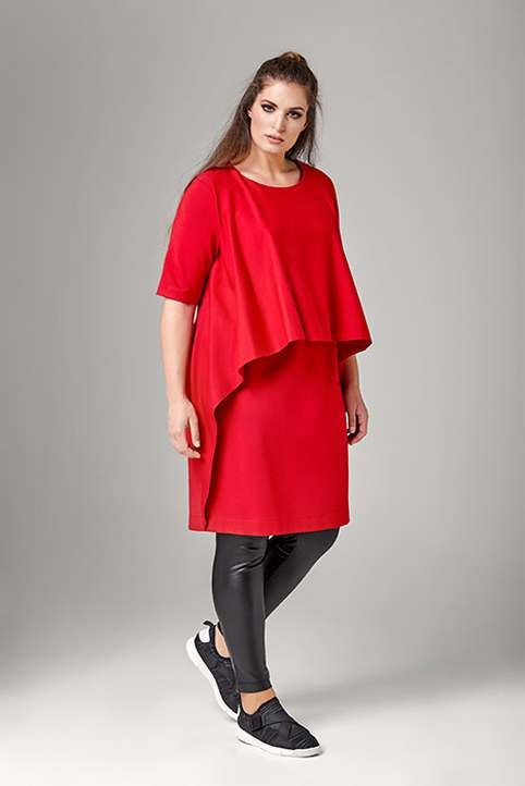 5382f57c22a Коллекция одежды для полных девушек греческого бренда maT. осень-зима 2018- 19