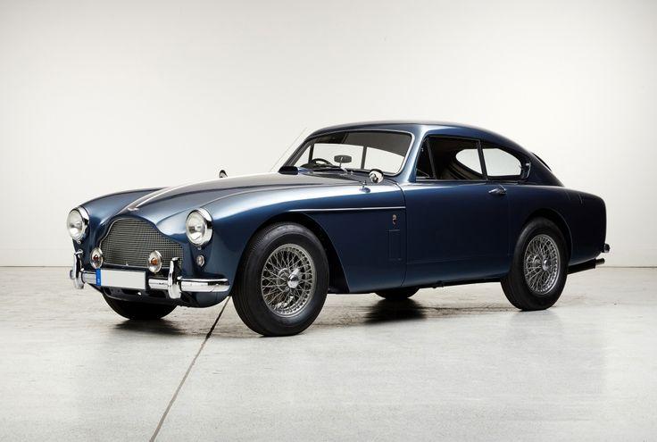 1958 Aston Martin DB2/4 - MKIII | Classic Driver Market