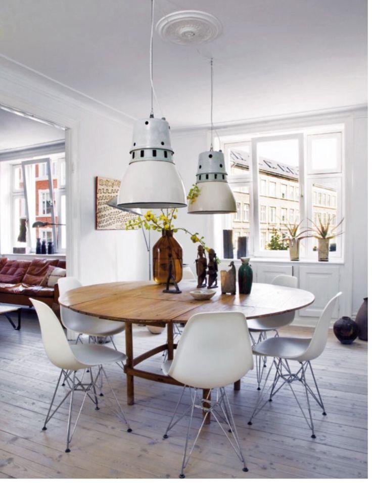 KateYoungDesign: Birgitte Rabens' Home... Danish, decor, design, eclectic, interior, interieur, maison, vintage