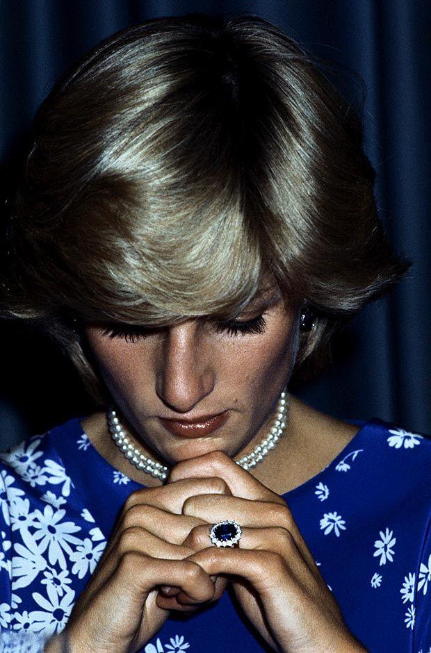 Diana Spencer Jewelry | Prince Charles & Diana Spencers Wedding