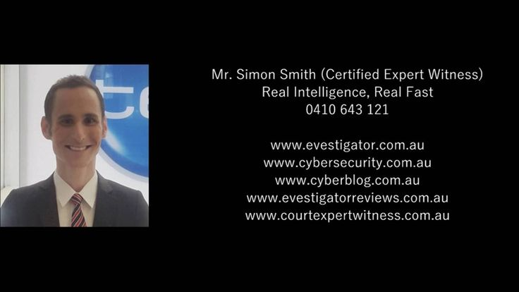 eVestigator Simon Smith announces Cybergeddon® has begun