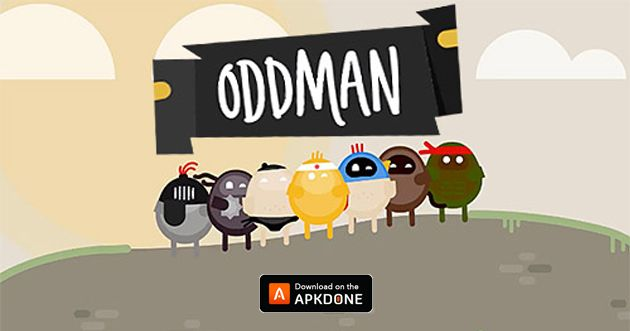 Oddman Mod Apk 1 2 4 Download Unlimited Gold For Android