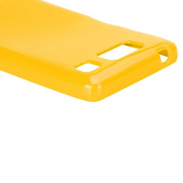 Candy Colorz (Gul) Motorola DROID RAZR MAXX HD Deksel