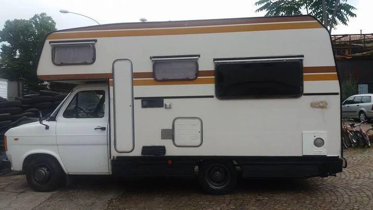 In vendita Camper 6 posti  Per informazioni +39 3404077165  http://ilovemycity.town