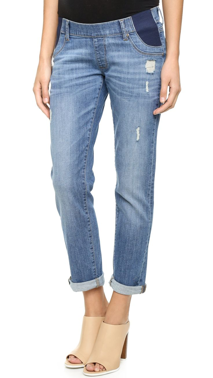 Dl1961 Riley Maternity Boyfriend Jeans - Dilorio | SHOPBOP.COM saved by #ShoppingIS