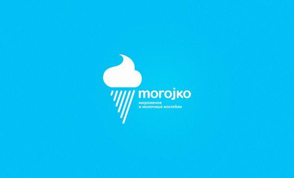 Morojko by Anastasiya Gavrilova, via Behance