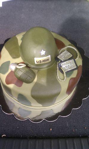 2012 Army Cake