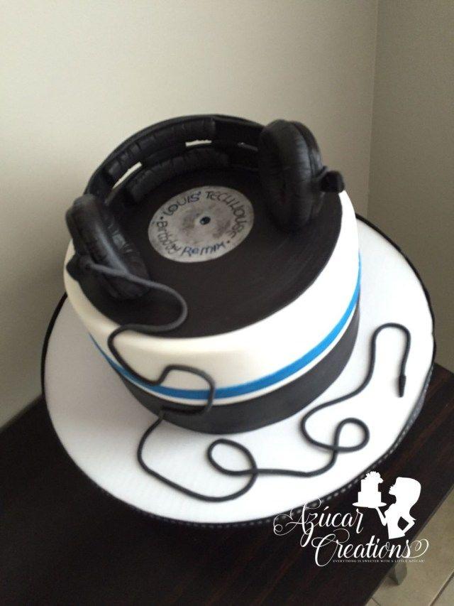 Amazing 25 Excellent Photo Of Dj Birthday Cake Music Birthday Cakes Funny Birthday Cards Online Aeocydamsfinfo