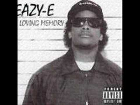 Eazy-E -Gimme That Nutt .. I don't care who you are ... If you don't smile or laugh when this comes on... We can't be friends xD .