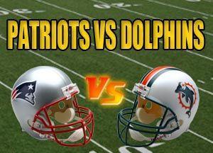 New England Patriots vs Miami Dolphins NFL Live Stream