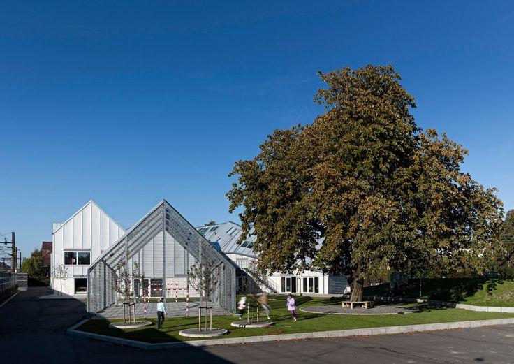 Gallery of Youth Recreation & Culture Center / Cebra + Dorte Mandrup - 18